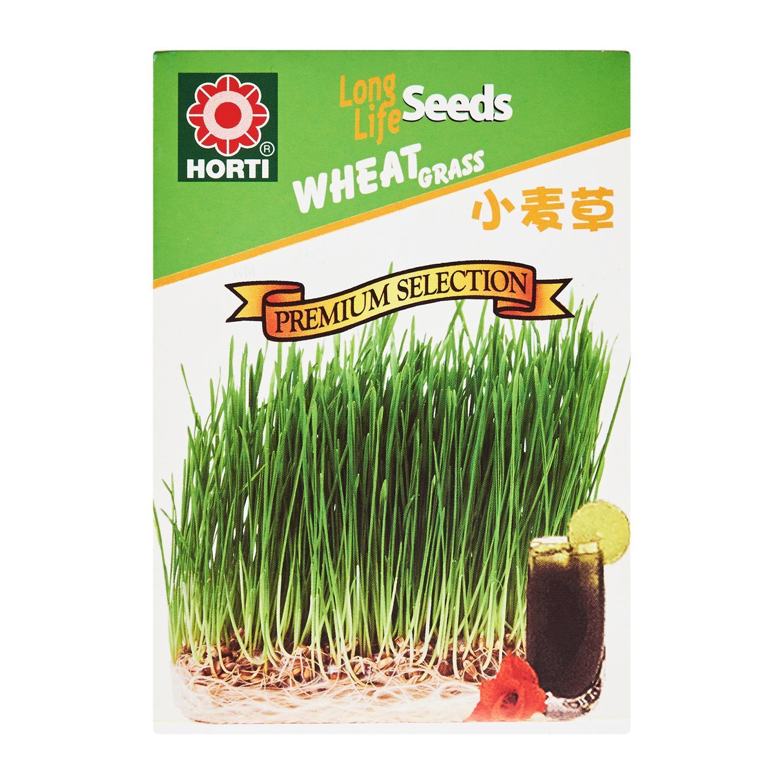 Horti Wheat Grass Seeds