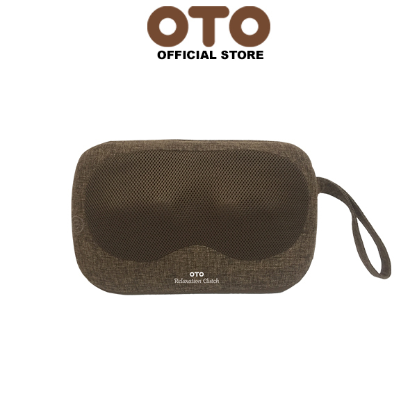 Buy OTO Official Store OTO Relaxation Clutch RC-188 Slim Multi-Massager Electric Massager Circular Kneading massage 4 Protruding 3D Roller Applicable for multiple body parts Home and car use Handle Grip for easy carry Singapore