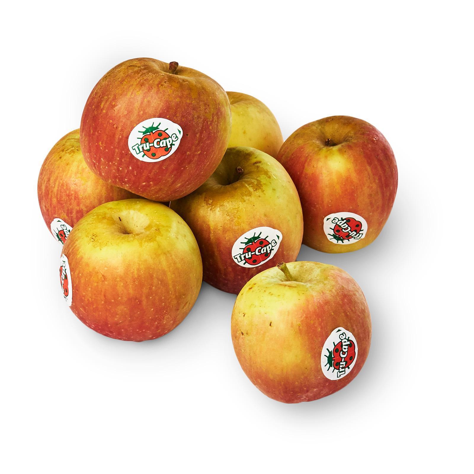 Sweet & Juicy Cherry Red Apples Snack Pack