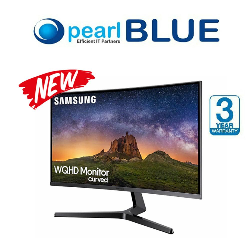 Samsung C32JG50 32in WQHD Curved Monitor with 144Hz Refresh Rate