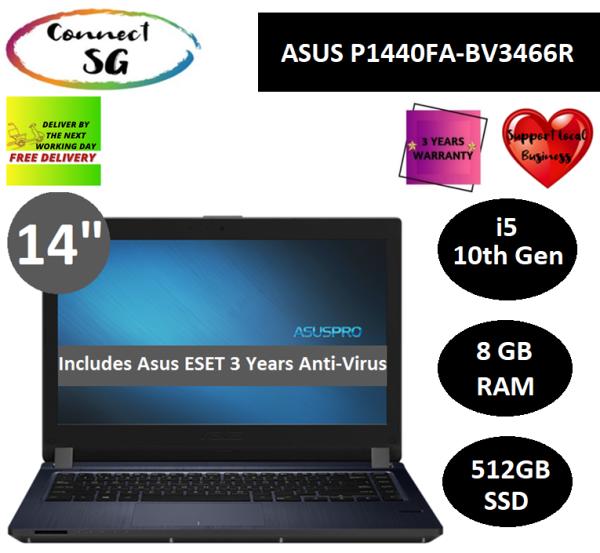 ASUSPRO P1440FA-BV3466R l Intel Core i5-10210U l 8GB Ram l 512GB SSD l Windows 10 Pro l Asus 14 inch Laptop l Asus Laptop l AsusPro l Asus Laptop 14 inch l Asus Laptop i5 l Asus i5 l Laptop l Laptop New l i5 Laptop l i5 Laptop SSD l 5229564