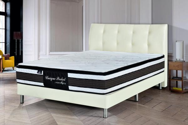 Divan bed and 11 inch individually pocketed spring mattress * Premium Bed Set * Color choice * Fast Delivery