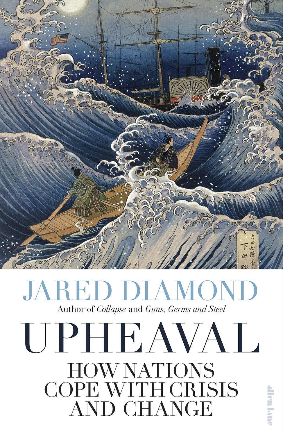 Upheaval by  Diamond Jared