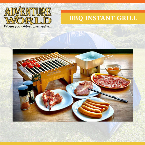 BBQ Instant Grill