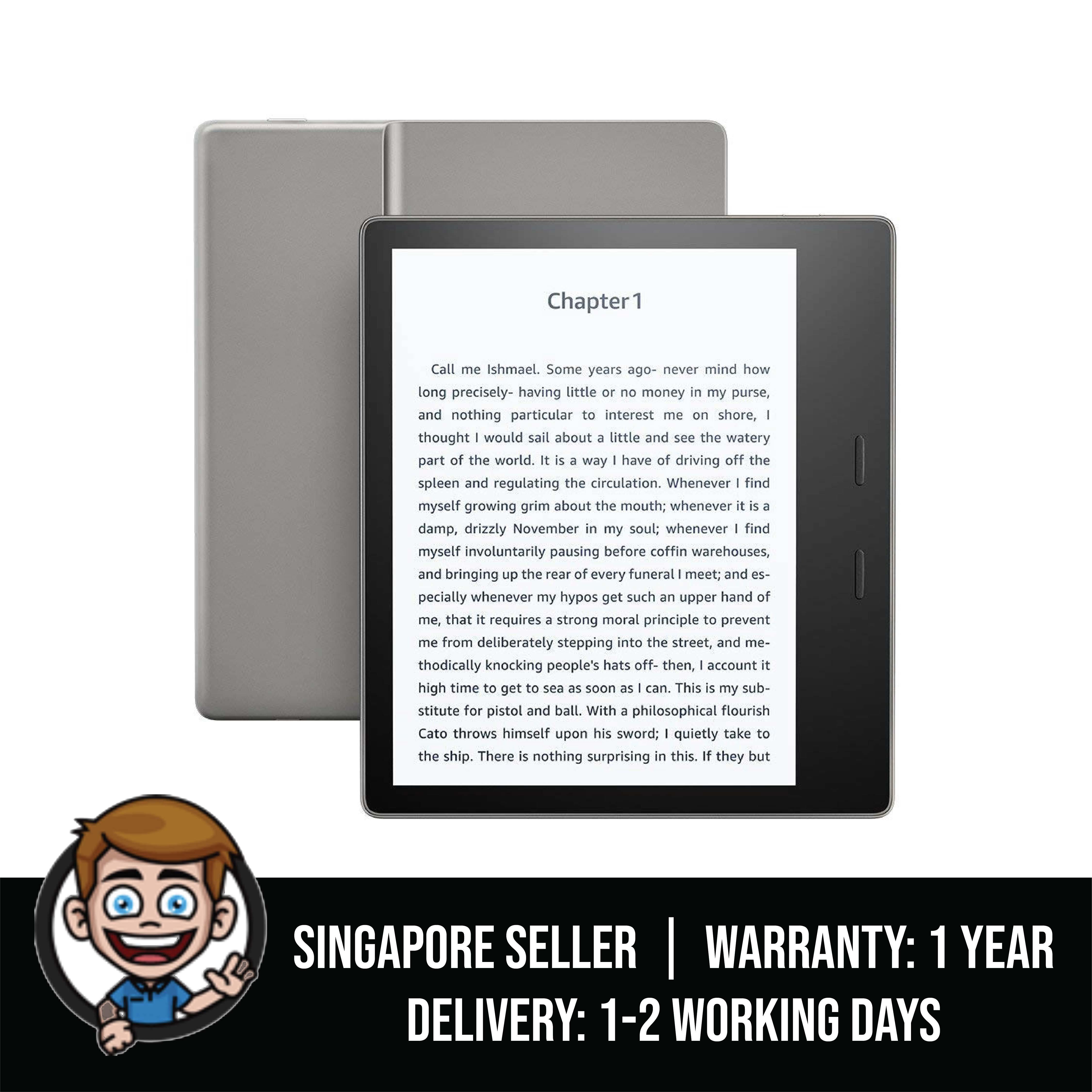 Kindle Tablets Singapore | Amazon | Lazada