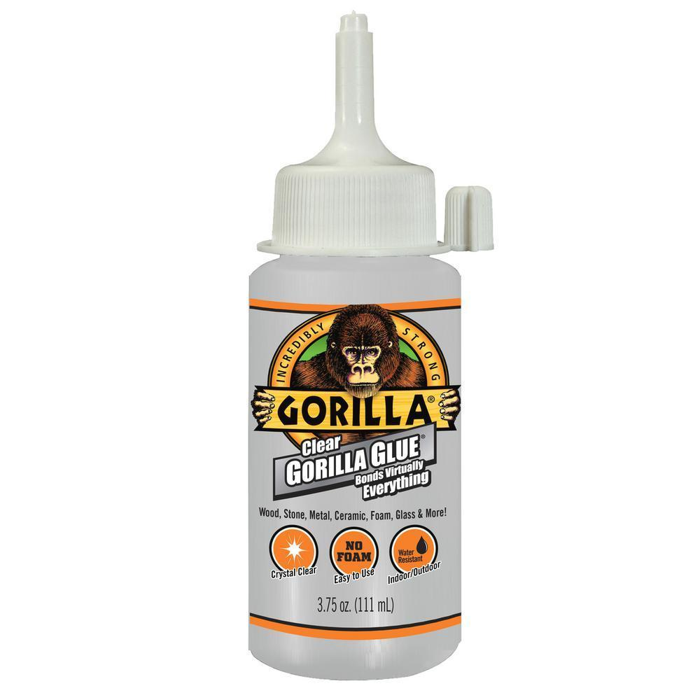 Gorilla Glue Clear (3.75 Oz.)