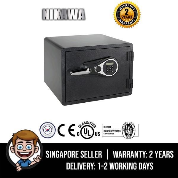 Nikawa SWF Electronic Safe 1418E
