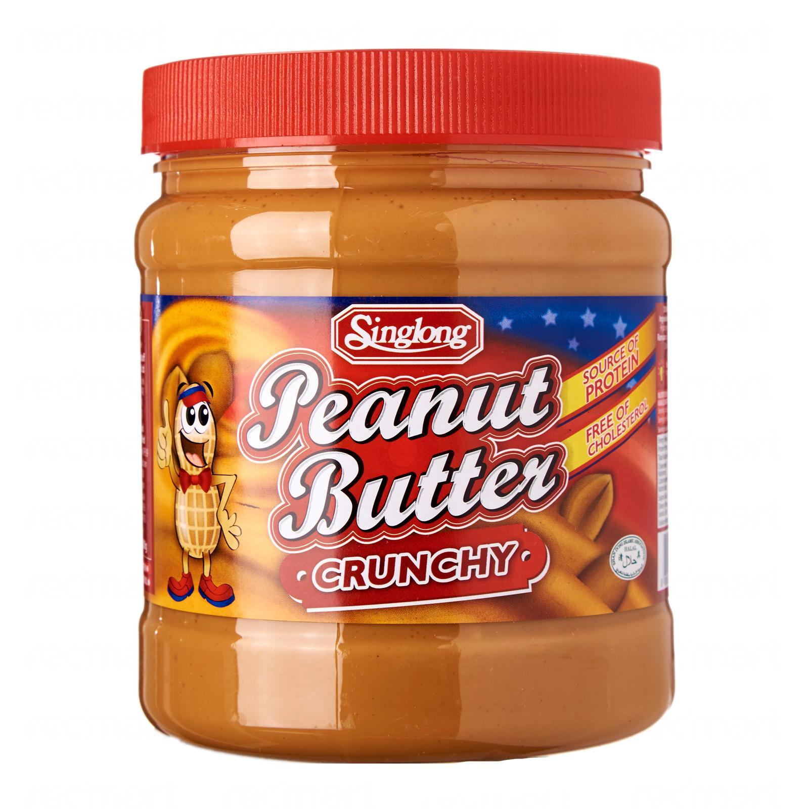 ADAMS Natural Peanut Butter Crunchy