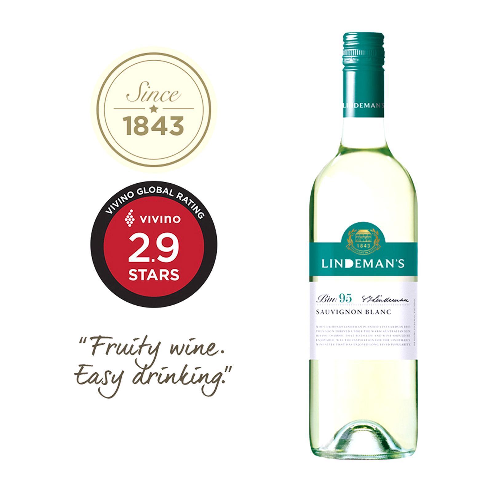 Lindeman's Bin 95 Sauvignon Blanc Passionfruit Flavour