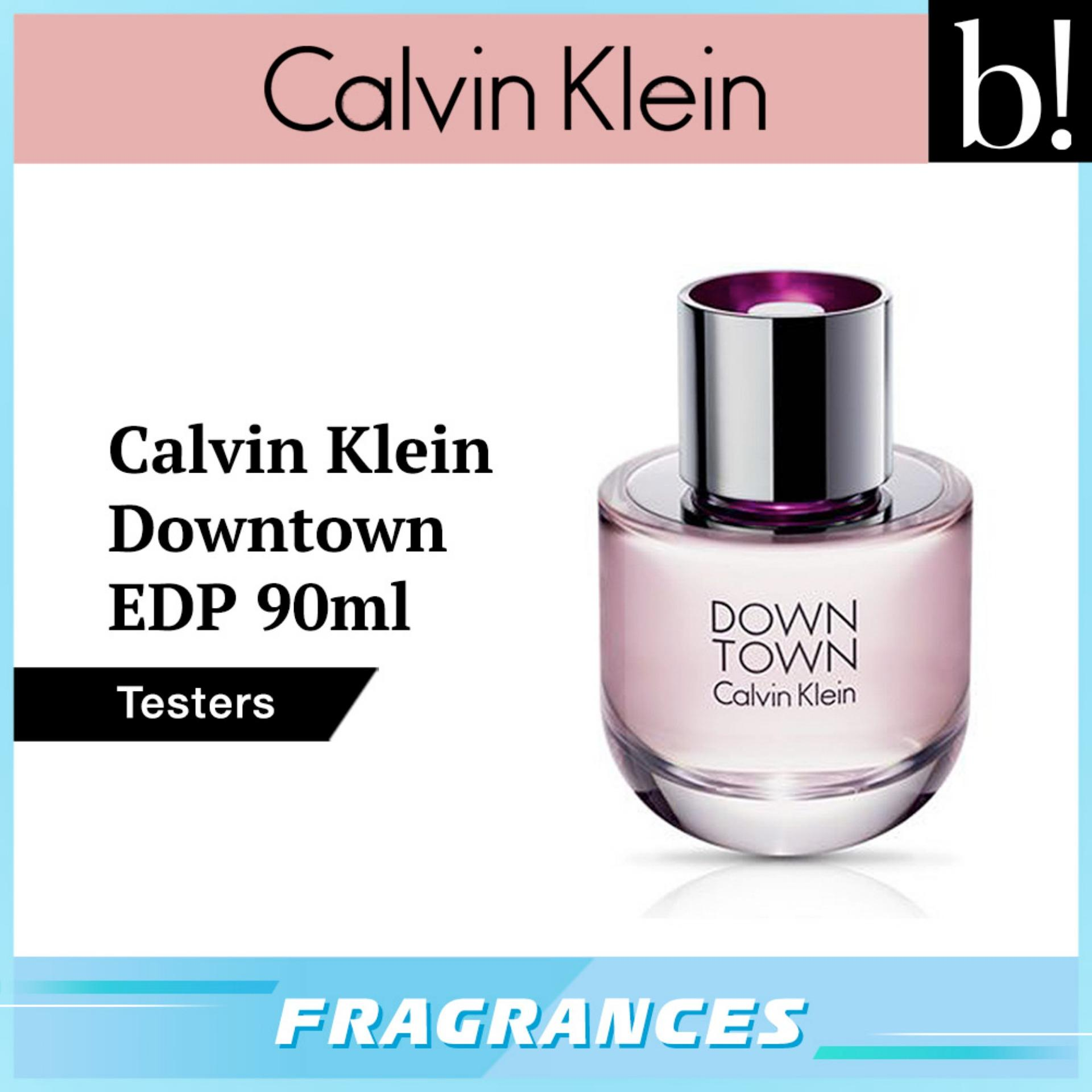 Women Klein Ladies 90ml De Beurekaluxury Parfum Edp Tester For BeautyperfumeFragrances New Eau 100Authentic Ck Downtown Calvin Brand 4j35ALR