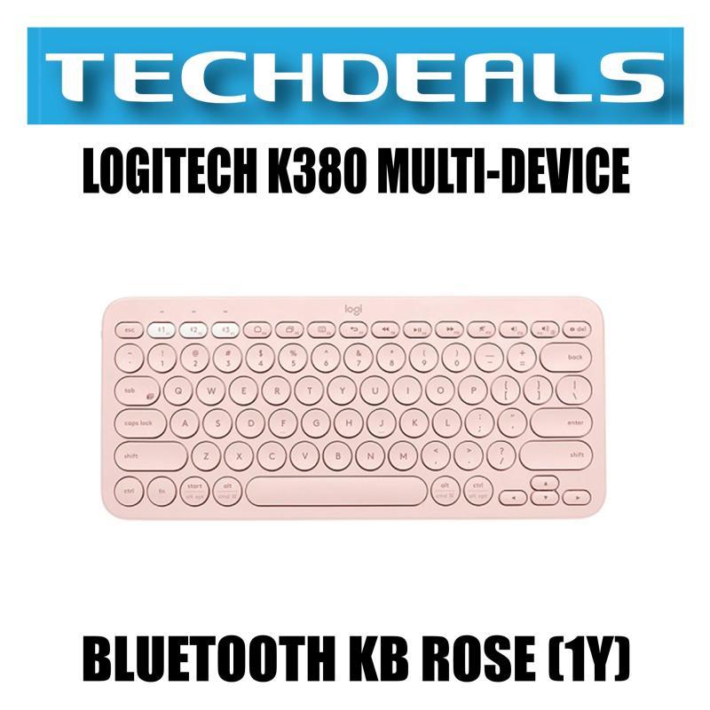 LOGITECH K380 MULTI-DEVICE BLUETOOTH Keyboard ( 1Y ) Singapore