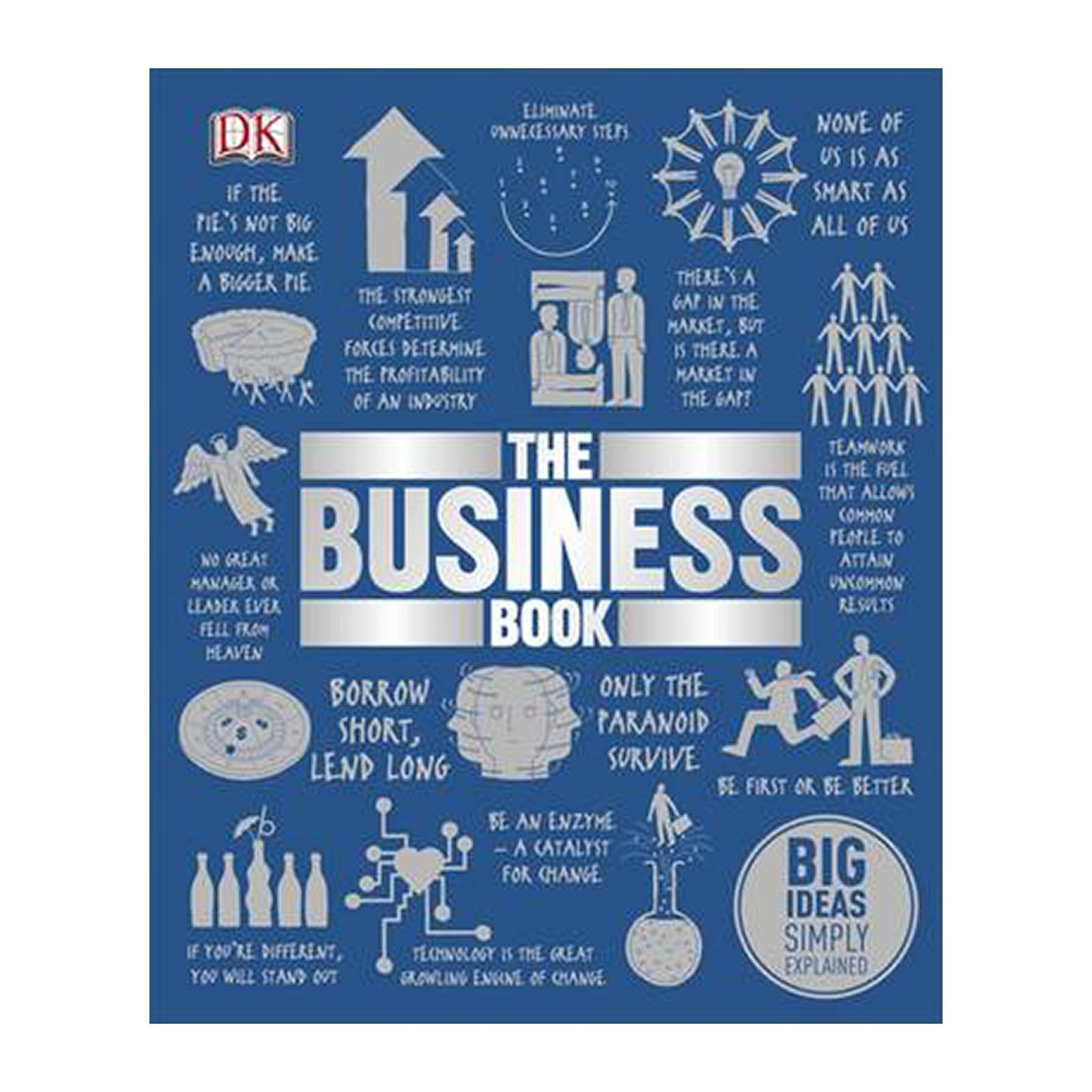 The Business Book (Hardback)