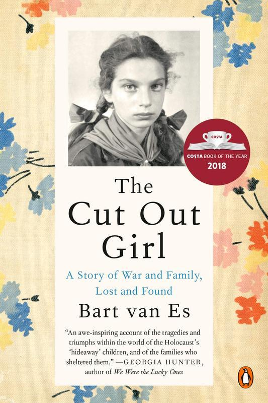 The Cut Out Girl: A Story of War and Family, Lost and Found by Es Bart  Van