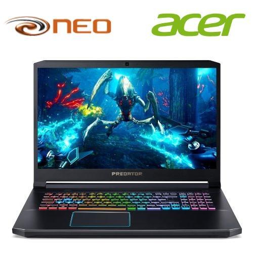 Acer Predator Helios 300 PH317-53-79WZ 17.3  FHD IPS 144MHz 2 x 8GB Ram RTX 2070 Max-Q (8GB)