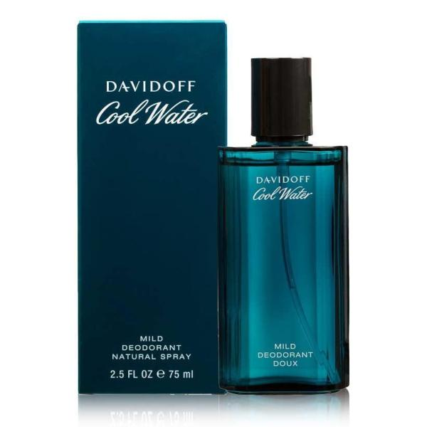 Buy Davidoff CoolWater Deodorant Spray for Men 75ml Singapore