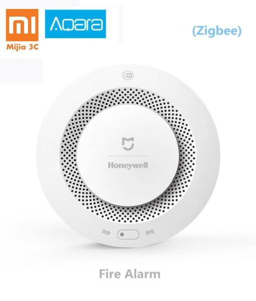 Xiaomi Mijia Honeywell Fire Alarm Detector Zigbee Remote Control Audible and Visual Alarm Notication Work with Mihome APP