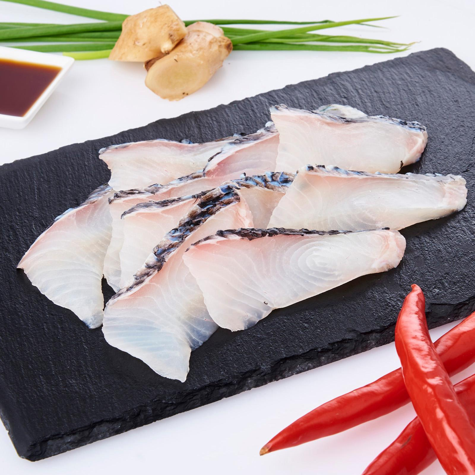Serve By Hai Sia Seafood - Fresh Toman Slices By Redmart.