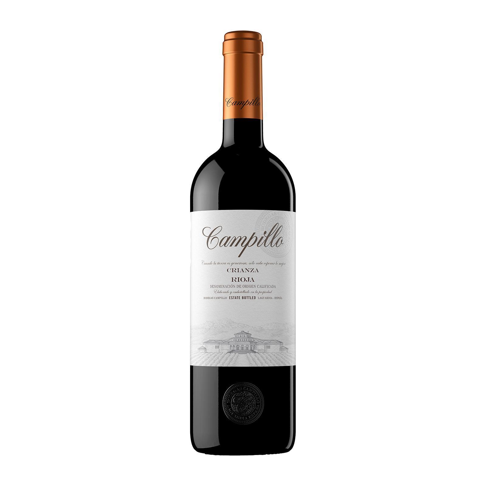 Bodegas Campillo Crianza 2015 Rioja Tempranillo Spanish Wine - By TANINOS