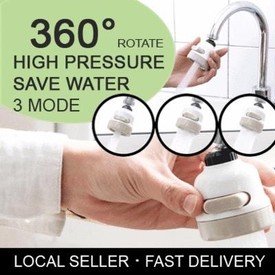 High Pressure Rotate Faucet Aerator Kitchen Tap ( Water Saving Nozzle )Hose Spray For Sink Tap Dish