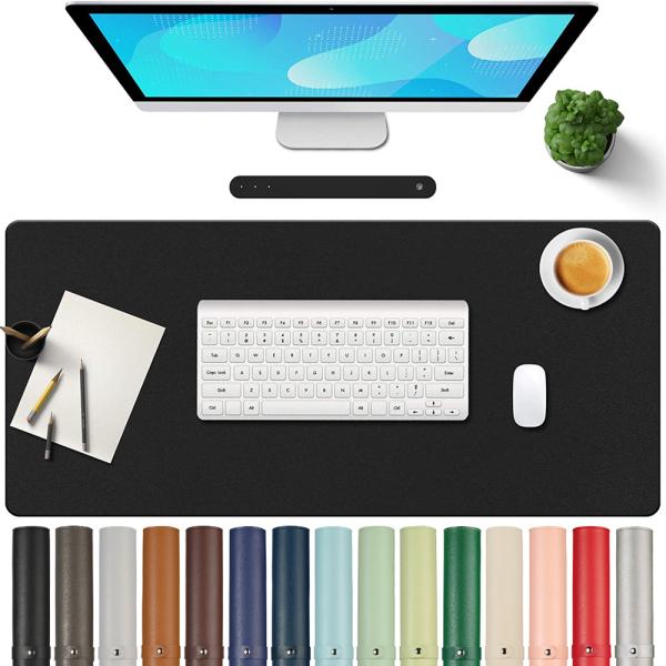 Bảng giá 5210BIYU Ultra Soft Anti-slip Writing Mat Waterproof Home Office PU Leather Keyboard Mice Mat Desk Mat Mouse Pad Phong Vũ