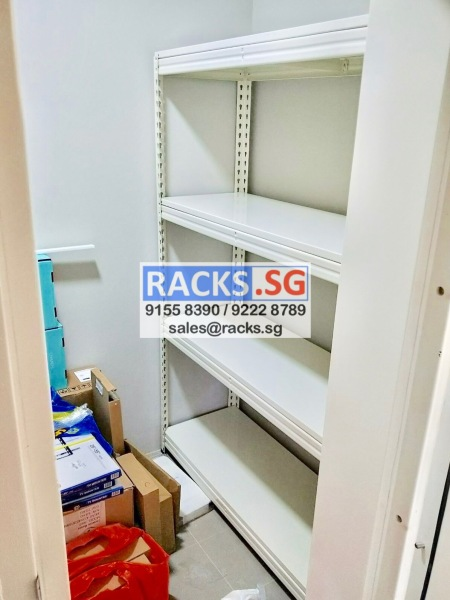 Full Metal 4-Tier Boltless Rack with FREE Delivery & Installation!!