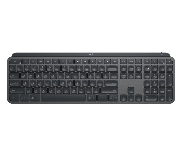 Logitech MX Keys Advanced Wireless Keyboard Singapore