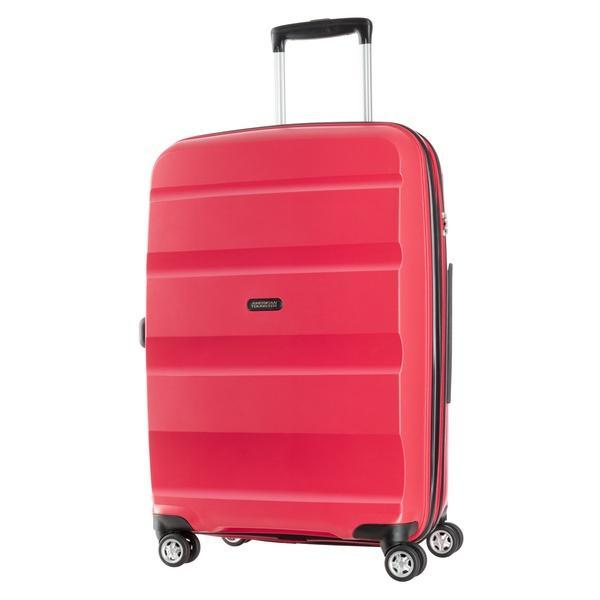 American Tourister Bon Air Deluxe Spinner 66cm Exp By American Tourister Official Store.