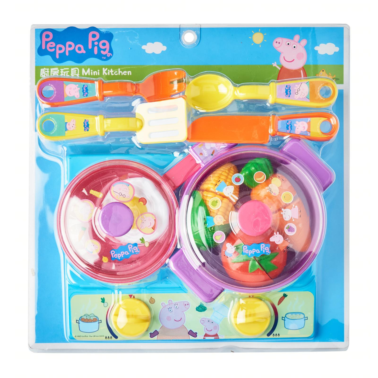 Latest Peppa Pig Playsets Kitchen Toys Products Enjoy Huge