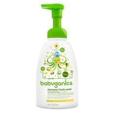 Best Rated Babyganics Baby Shampoo And Body Wash Chamomile Verbena