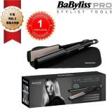 Promo Babyliss 2179U Sleek Control 235 Hair Straightener With Advanced Nano Ceramic 45Mm Wide Plates