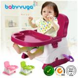 Cheapest Baby Feeding Chair With Dining Table Babyyuga Pink Online