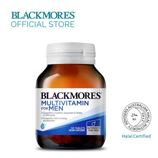 Buy Blackmores Multivitamin for Men 50tabs Singapore