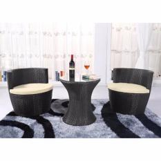 Sale Balcony Coffee Table Set Vase Oem Branded