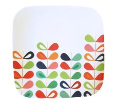 Sale Bambusa 11 Flower Square Plate On Singapore