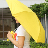 Purchase Banana Umbrella Novelty Yellow Um Banana Umbrella High Quality Banana Shaped Clear Rain Umbrellas Online
