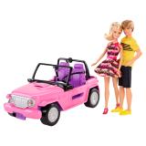 Where To Buy Barbie® Beach Cruiser Barbie And Ken Dolls