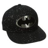 Sale Batman Men S Batmal Metal Badge Flat Brim Hat Oem On Singapore