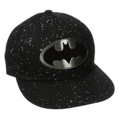 Who Sells Batman Men S Batmal Metal Badge Flat Brim Hat Cheap