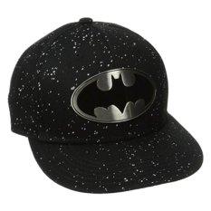 Price Comparison For Batman Men S Batmal Metal Badge Flat Brim Hat