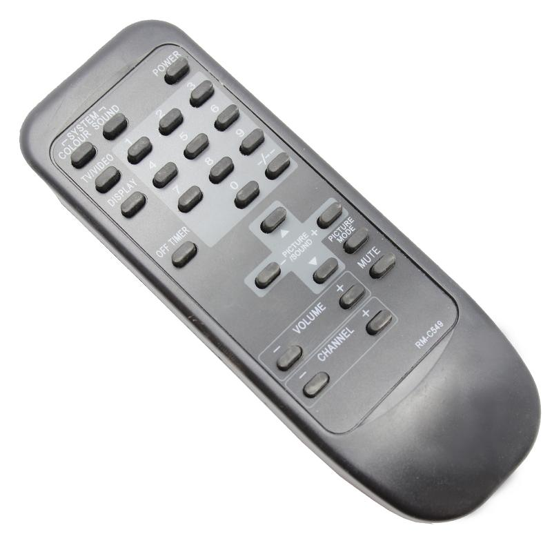 Jvc TV Remote Control RM-C549 RM-C548 RM-C565 RM-549