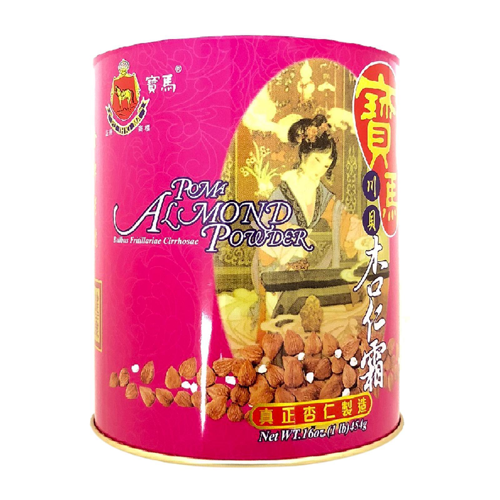 Poma Almond Instant Powder By Redmart.