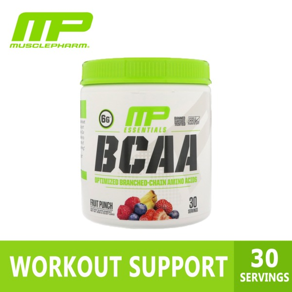 Buy MusclePharm, BCAA Essentials, Various Flavours Singapore