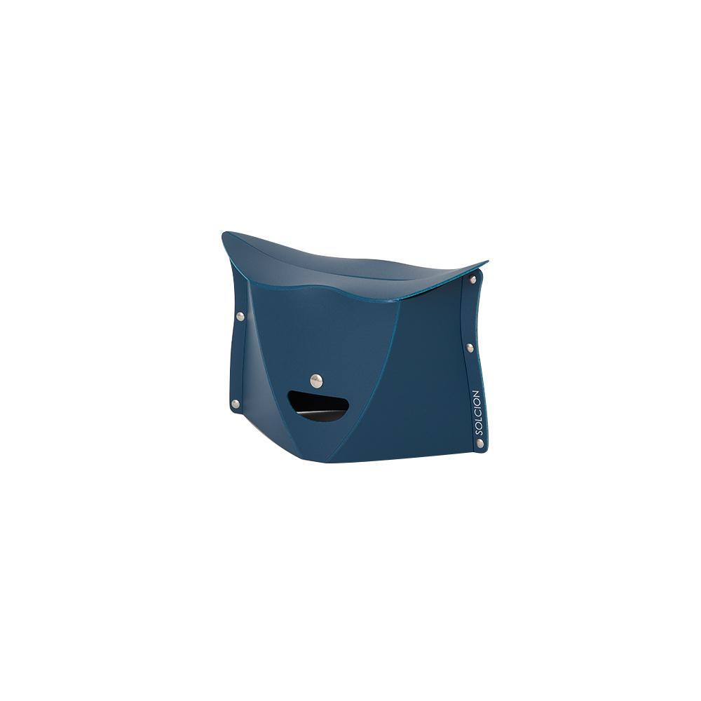 Solcion Patatto 180 - portable compact stool (Navy)