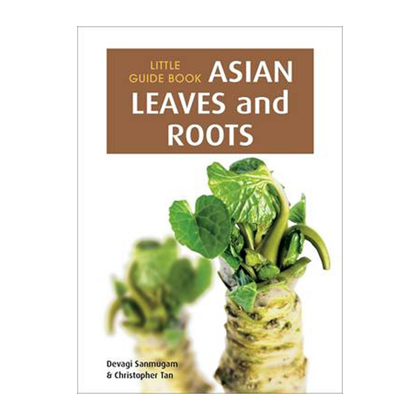 Little Guide Book: Asian Leaves and Roots (Paperback)