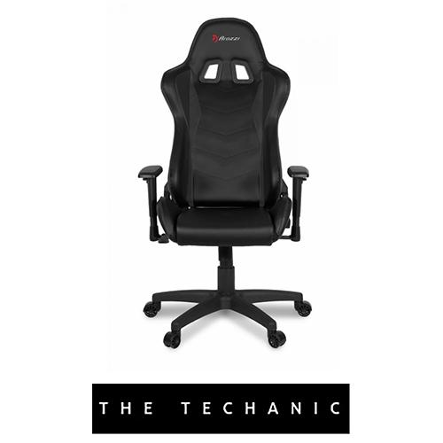 AROZZI MEZZO V2 GAMING CHAIR BLACK POLYURETHANE