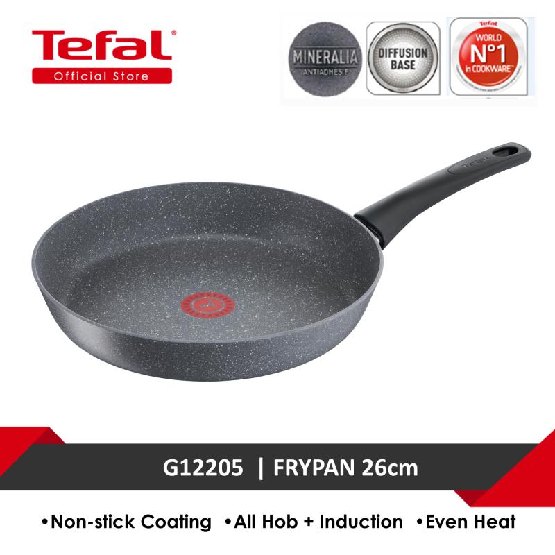 Tefal Chefs Delight Stone Frypan 26cm G12205 Singapore