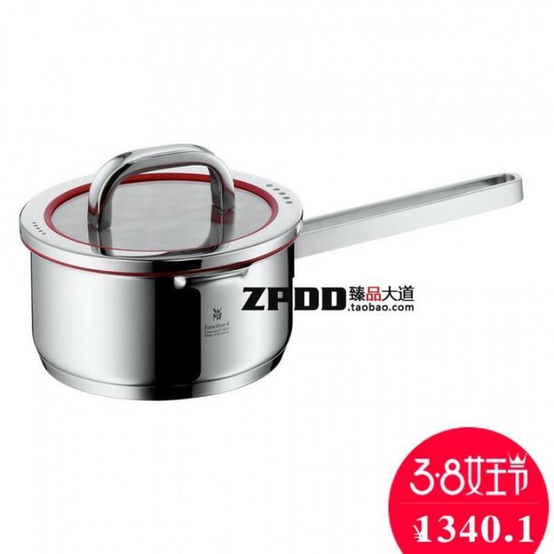 Germany Origional Product WMF Stainless Steel Milk Pot Stew Pot Long Handle 16cm1. 4L Function4 Singapore