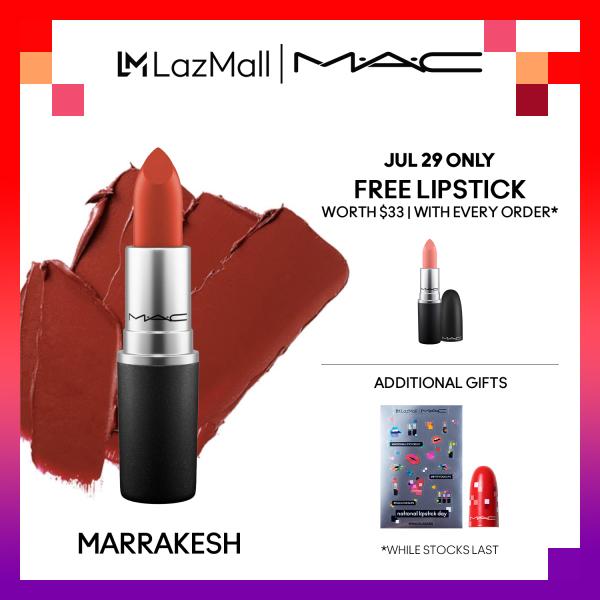 Buy MAC Matte Lipstick 3g Singapore