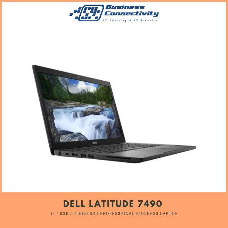 Dell Latitude 7490 i7 / 8GB / 256GB SSD Professional Business Laptop
