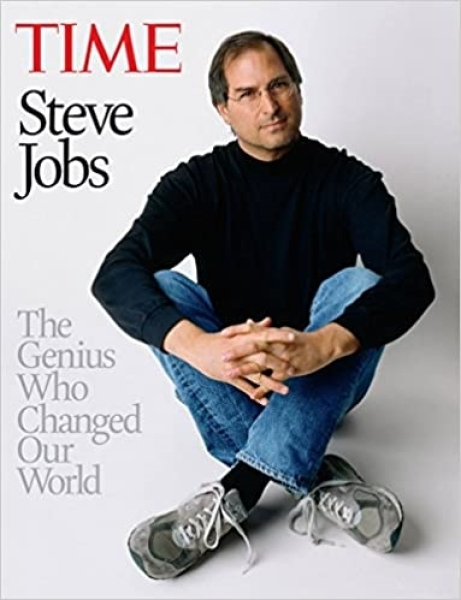 Time Steve Job: The Genius Who Changed Our World (Hardcover)